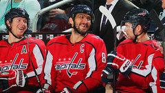 NHL: Capitals 3, Sabres 2