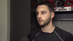 Brassard on trade rumours: 'It's in the back of your mind'