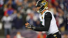 How does injury affect Bortles' future in Jacksonville?