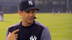 Boone 'consumed' with Yankees job