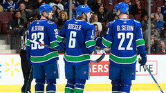 Canucks looking for more consistency in their game