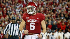 Why doesn't Mayfield want to attend NFL draft?