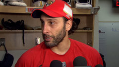 Veteran Luongo still loves the game despite recent injuries