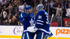 NHL: Panthers 0, Maple Leafs 1