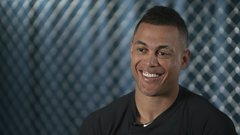 Stanton excited to form dynamic duo with Judge