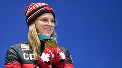 Sharpe: Women's skiing is on the up