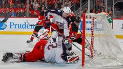 NHL: Blue Jackets 2, Devils 1