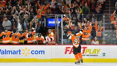 NHL: Canadiens 2, Flyers 3 (OT)