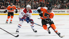 Habs hope to stop slide against new-look Flyers