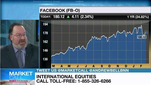 David Fingold discusses Facebook and AI