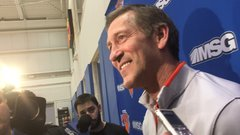 Hornacek says Knicks have 'moved on' from Noah
