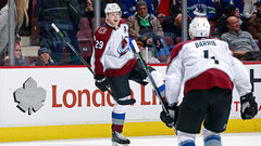 NHL: Avalanche 5, Canucks 4 (OT)