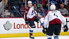 NHL: Avalanche 5, Canucks 4 (OT)