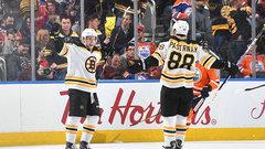 NHL: Bruins 3, Oilers 2