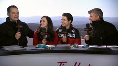 Virtue, Moir on capping Olympic careers with 'dream come true' performance