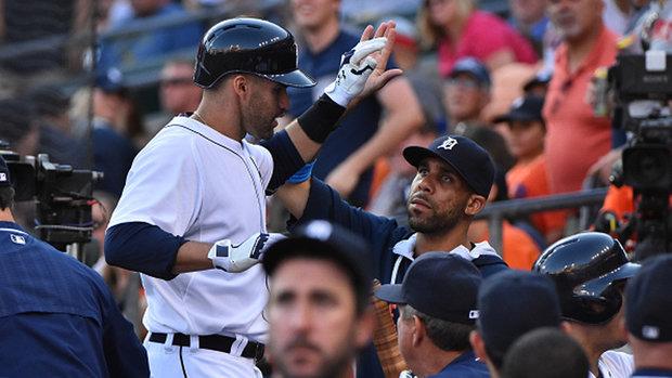 Price, Martinez reunite in the Boston