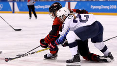 USA looking to end Canada's drive for five