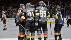 NHL: Flames 3, Golden Knights 7
