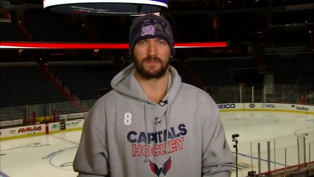 Ovechkin misses playing in Olympics