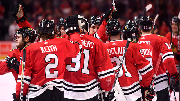 NHL: Senators 2, Blackhawks 3 (SO)