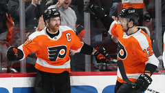NHL: Blue Jackets 1, Flyers 2