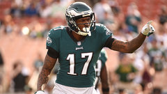 Eagles WR Jeffery played entire season with torn rotator cuff