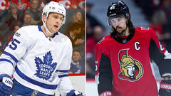The Quiz: What should Leafs do with JVR? Will Karlsson be a Sen come Monday?