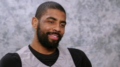 Kyrie: Move to Boston 'well worth it'