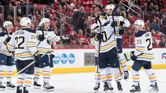 NHL: Sabres 3, Red Wings 2 (OT)