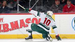 NHL: Wild 4, Devils 2