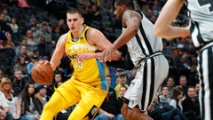 NBA: Spurs 119, Nuggets 122