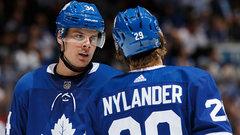 Poulin: Leafs should stick to their plan despite Matthews' injury
