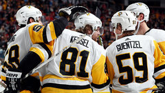 NHL: Penguins 6, Hurricanes 1