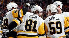 NHL: Penguins 6, Hurricanes 1
