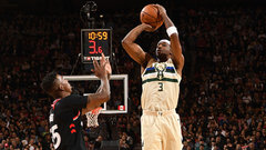 Big 3's down the stretch propel Bucks to win over Raps