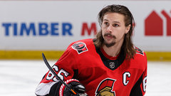 Poulin on Karlsson: 'I don't think he continues long-term as an Ottawa Senator'