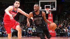 NBA: Hornets 122, Wizards 105