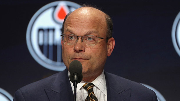 Rishaug: Chiarelli made it clear Oilers want speed