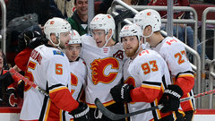 NHL: Flames 5, Coyotes 2