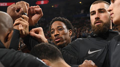 Raptors begin final leg for race for first place in the East