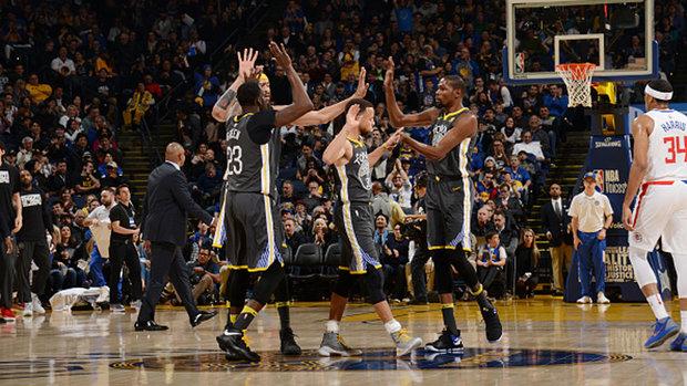 NBA: Clippers 127, Warriors 134