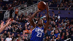 NBA: Clippers 128, Suns 117