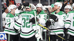 NHL: Stars 2, Kings 0