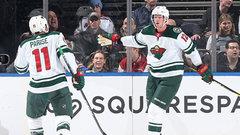 NHL: Wild 4, Rangers 1