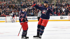 NHL: Blackhawks 2, Blue Jackets 3