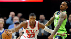 NBA: Bulls 104, Timberwolves 122