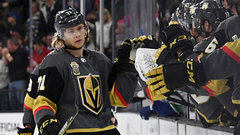 NHL: Canucks 3, Golden Knights 6