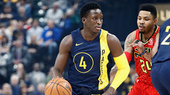 NBA: Hawks 93, Pacers 116