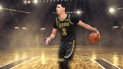Welcome back Lonzo