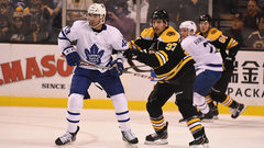 Leafs Ice Chips: Taking the slot away from Hart candidate Bergeron